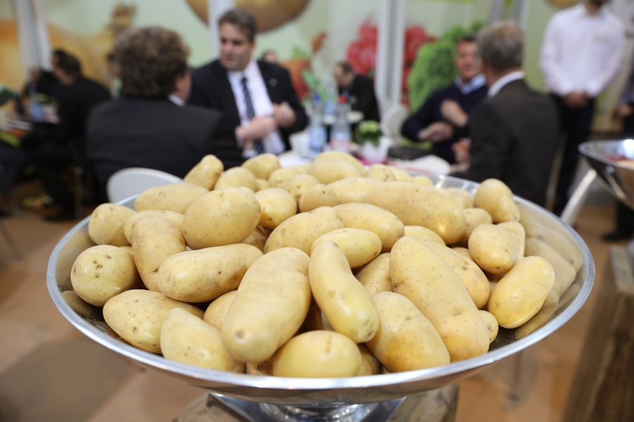 According to a report from Medical Daily, a 22 year old from Columbia was told by her mother that potatoes would stop her from getting pregnant. She ended up hospitalized after the potato began to grow roots inside her. I mean, I guess it wasn't a baby, right?  (Photo by Sean Gallup/Getty Images)