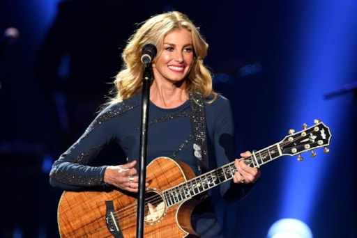 Where Are You Christmas Originally Sung By Mariah Carey...So Why Did Faith Hill Record it?