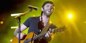 Thomas Rhett Postpones 2020 'Center Point Road Tour' to 2021